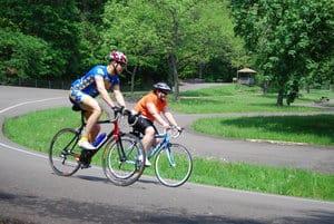 Bike handling and skills for cyclists