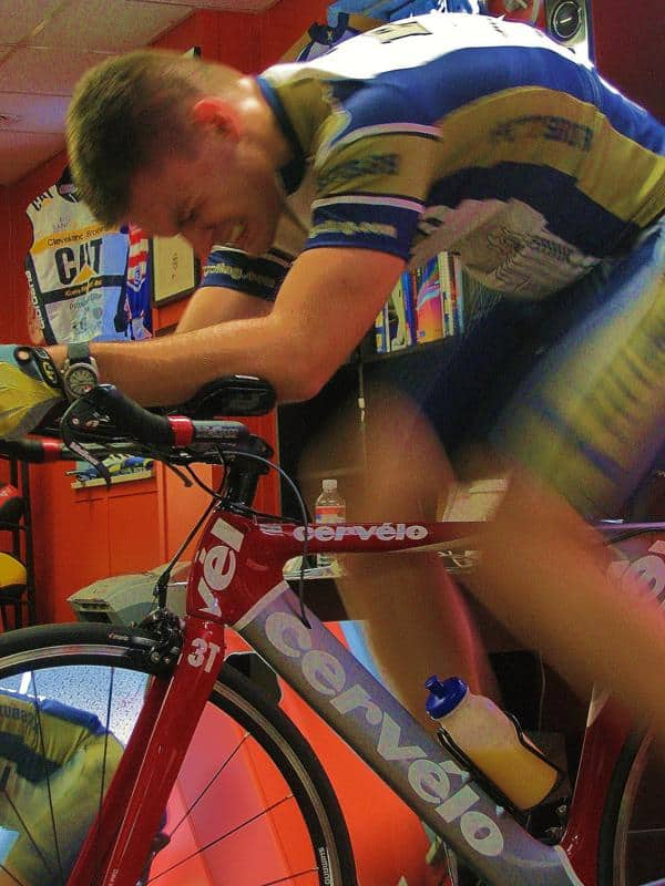 strength training for cycling success course